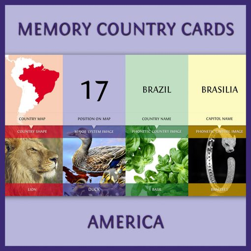 Country Cards: America Edition